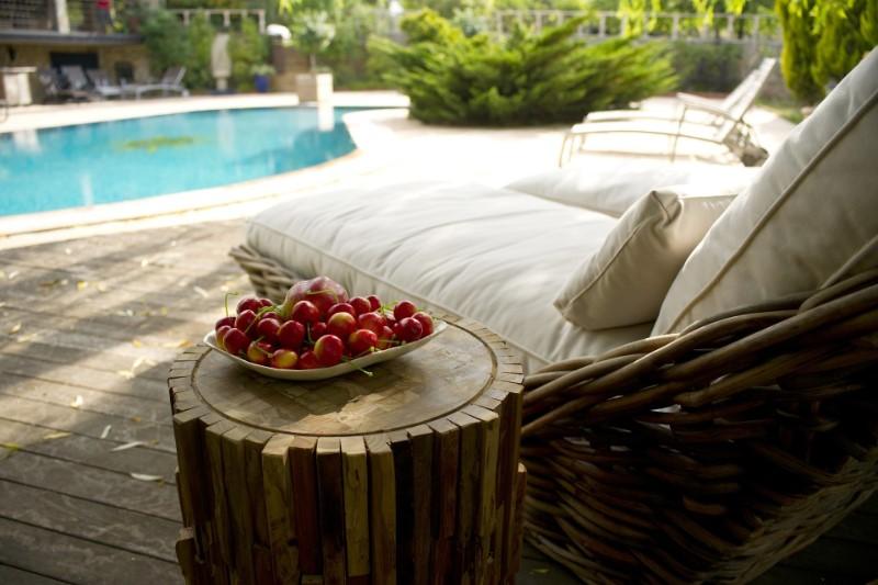 hotel zwembad galapagos eilanden luxe verblijf